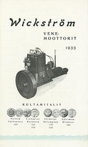 Venemoottorit